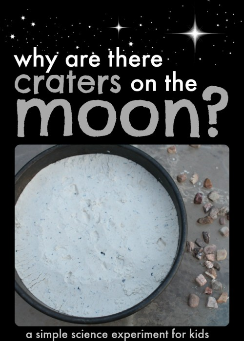 For kids why are there craters on the moon 187 i can teach my child