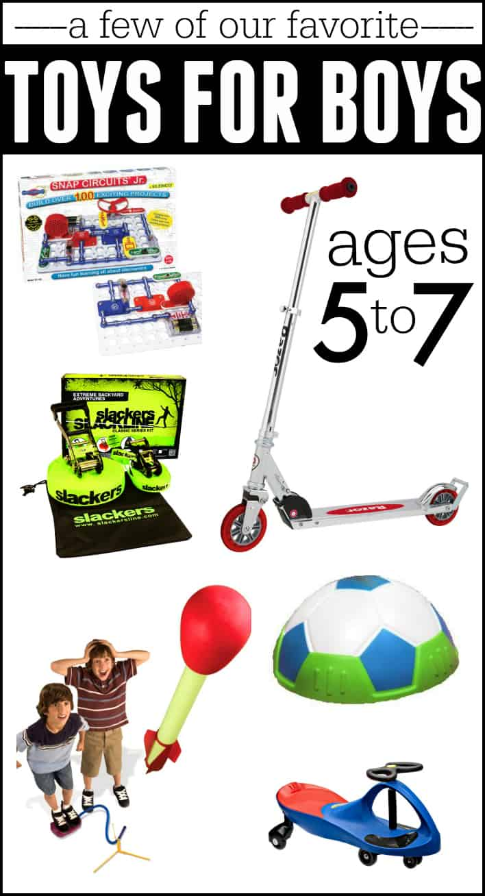 Toys For Ages 6 12 : Best gifts for boys ages i can teach my child