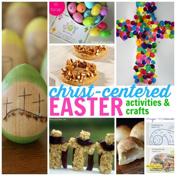 30 Christ Centered Easter Activities And Crafts I Can Teach My Child