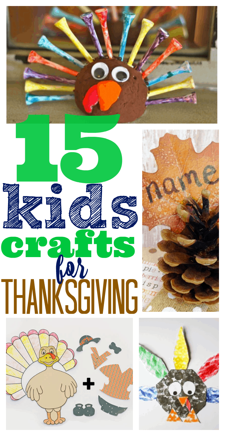 15 creative thanksgiving crafts i can teach my child for Thanksgiving activities for toddlers